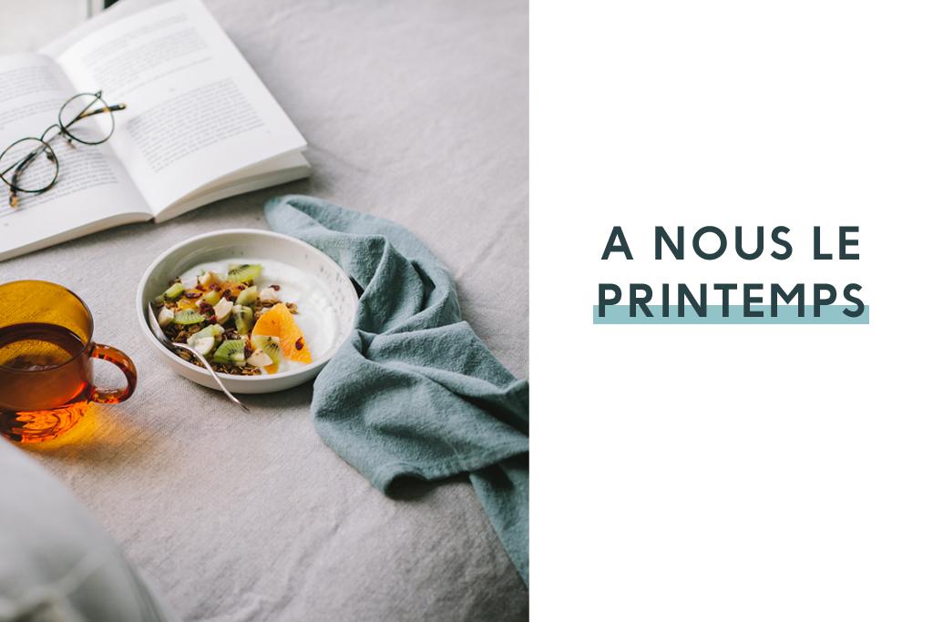 serviette de table lin brodé personnalisée